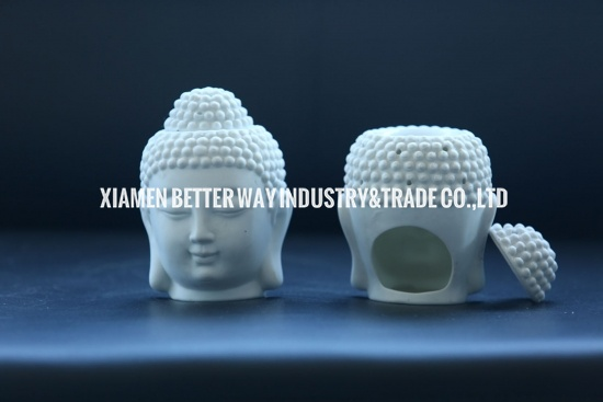 Ceramic Buddha Oil Burners