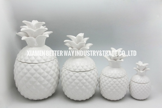 ceramic storage pot